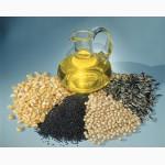 Масла пищевые на экспорт. Подсолнечное масло