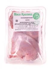 Мясо кролика охлажденное от фермерского хозяйства