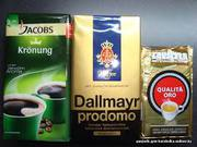 немецкий кофе Далмаер продомо 500гр=11.50р